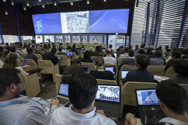 Curso de formação da Google Earth