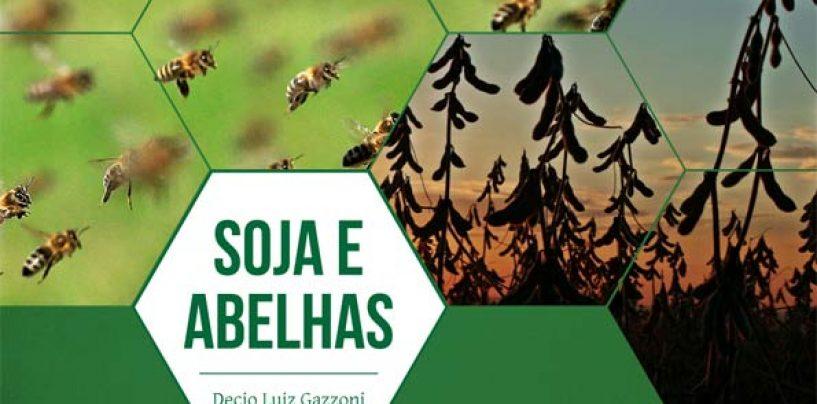 Livro reúne o que a ciência sabe sobre a relação entre abelhas e soja