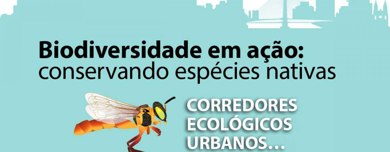E-book ensina cidadãos a conservar a biodiversidade em centros urbanos