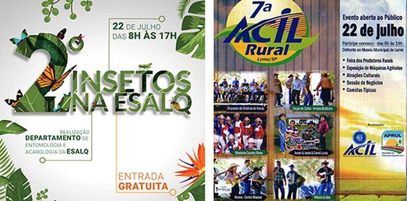 A.B.E.L.H.A. apoia dois eventos em São Paulo para disseminar informações sobre polinizadores