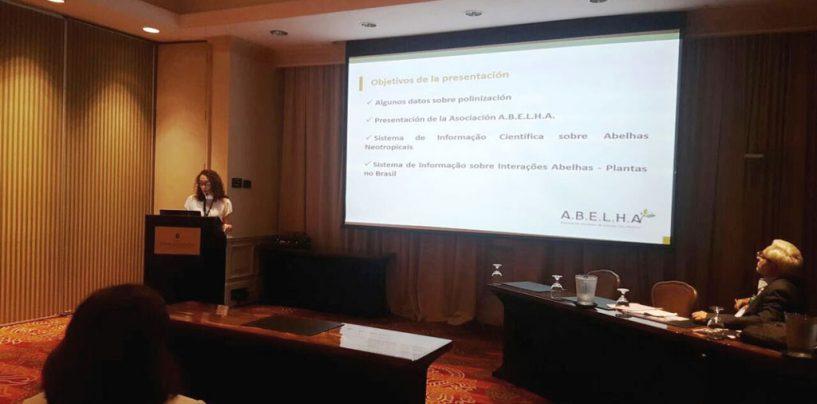 A.B.E.L.H.A. apresenta trabalho no Encontro Latinoamericano de e-Ciência