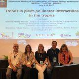 México recebe simpósio sobre interação entre plantas e polinizadores nos trópicos