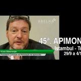 Apimondia 2017 – Koos Biesmeijer