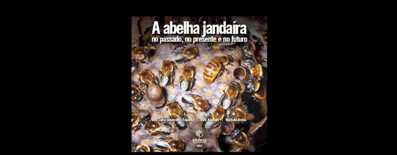 Livro traça a rica história da abelha jandaíra