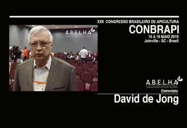 Conbrapi 2018 – David de Jong
