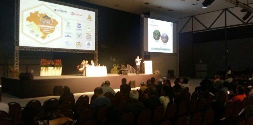 Conbrapi 2018 – A.B.E.L.H.A. participa do maior evento melífero do Brasil