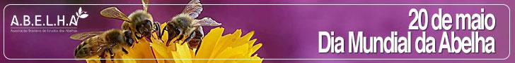 20 de maio - Dia Mundial da Abelha