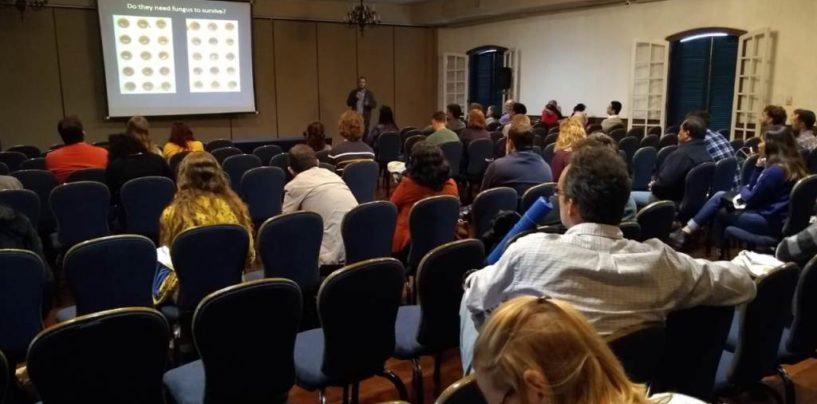 Abelhas sem ferrão são tema de simpósio no IUSSI 2018
