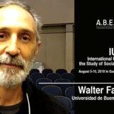 IUSSI 2018 – Walter Farina