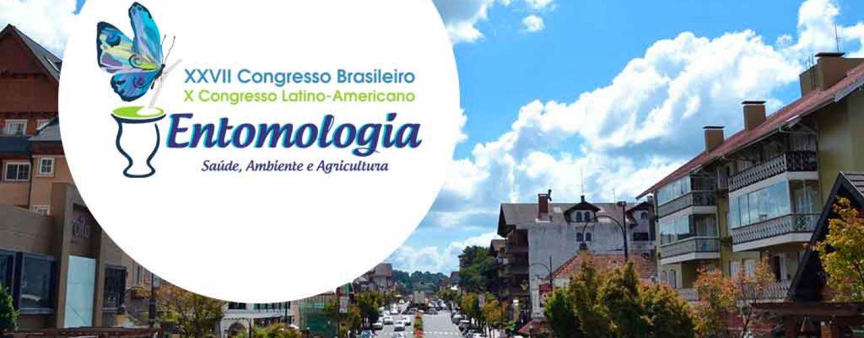 A.B.E.L.H.A. participa do 27º Congresso Brasileiro de Entomologia
