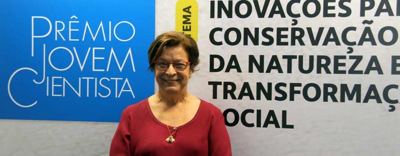 Bióloga Vera Imperatriz recebe o Mérito Científico do Prêmio Jovem Cientista