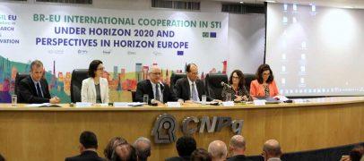 Cooperação do Brasil com União Europeia em C&T pode ser ampliada
